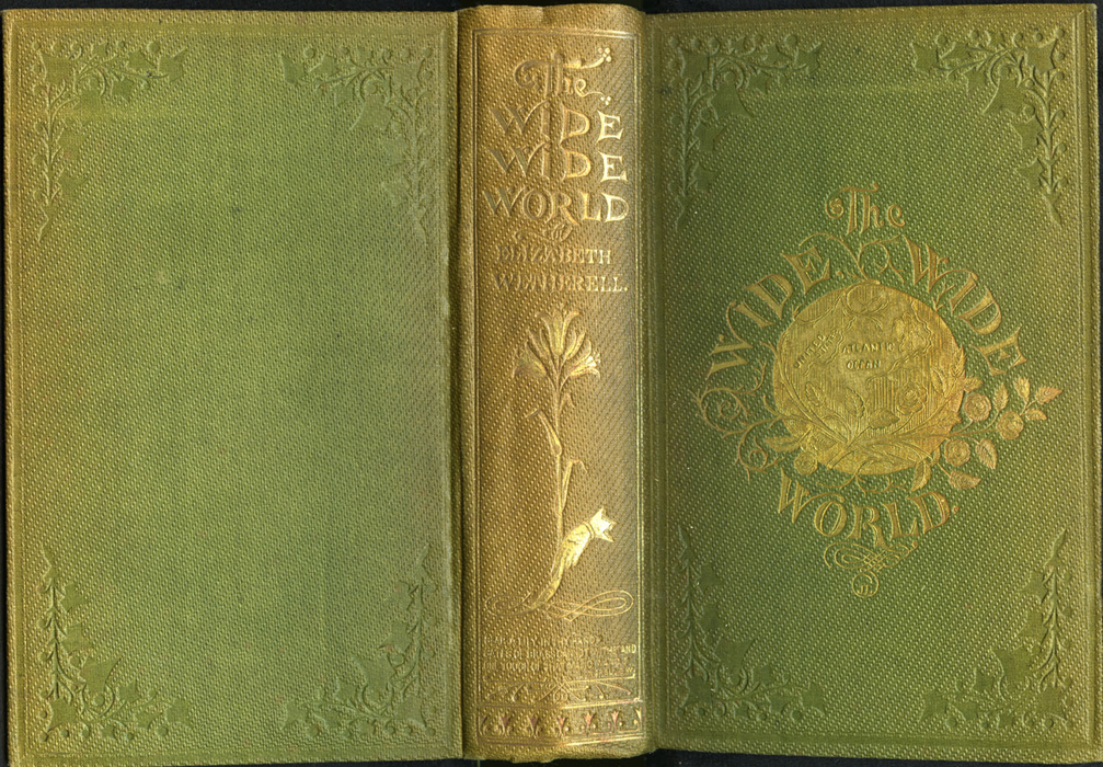 Full Cover of the 1853 G. Routledge and Co. Reprint
