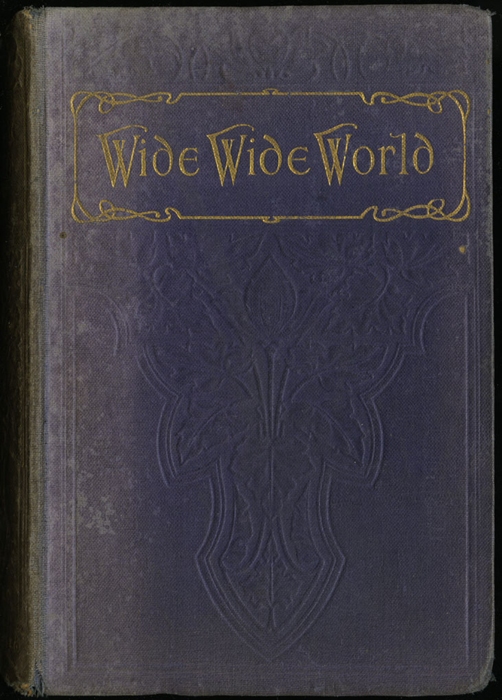 "Front Cover of the  [1904] The Walter Scott Publishing Co. Ltd. ""Complete ed."" Reprint"