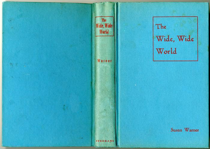 Full Cover of the 1955 WM. B. Eerdmans Publishing Co. Reprint
