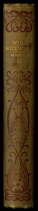 Spine of Volume 2 of the [1895] Mershon Co. Reprint