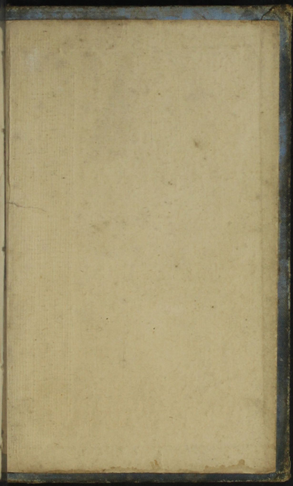 Back Pastedown of the [1868] Milner & Co. Reprint, Version 1