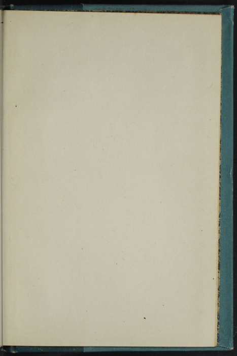 Recto of First Back Flyleaf of Volume 1 of the [1902] Home Book Co. Reprint, Version 2
