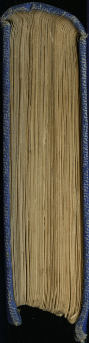 Tail of Volume 1 of the 1852 Sampson Low Reprint<br /><br />