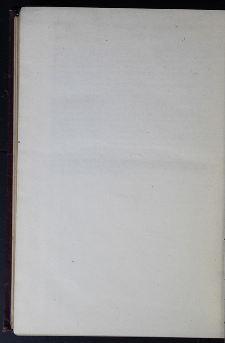 Verso of First Back Flyleaf of the [1899] Geo. M. Hill Co. Reprint