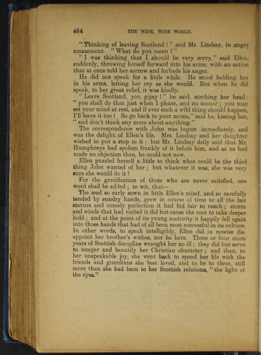 Last Page of Text in the [1932] Epworth Press Reprint