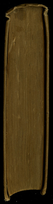 Tail of Volume 1 of the [1903] The Mershon Co. Reprint