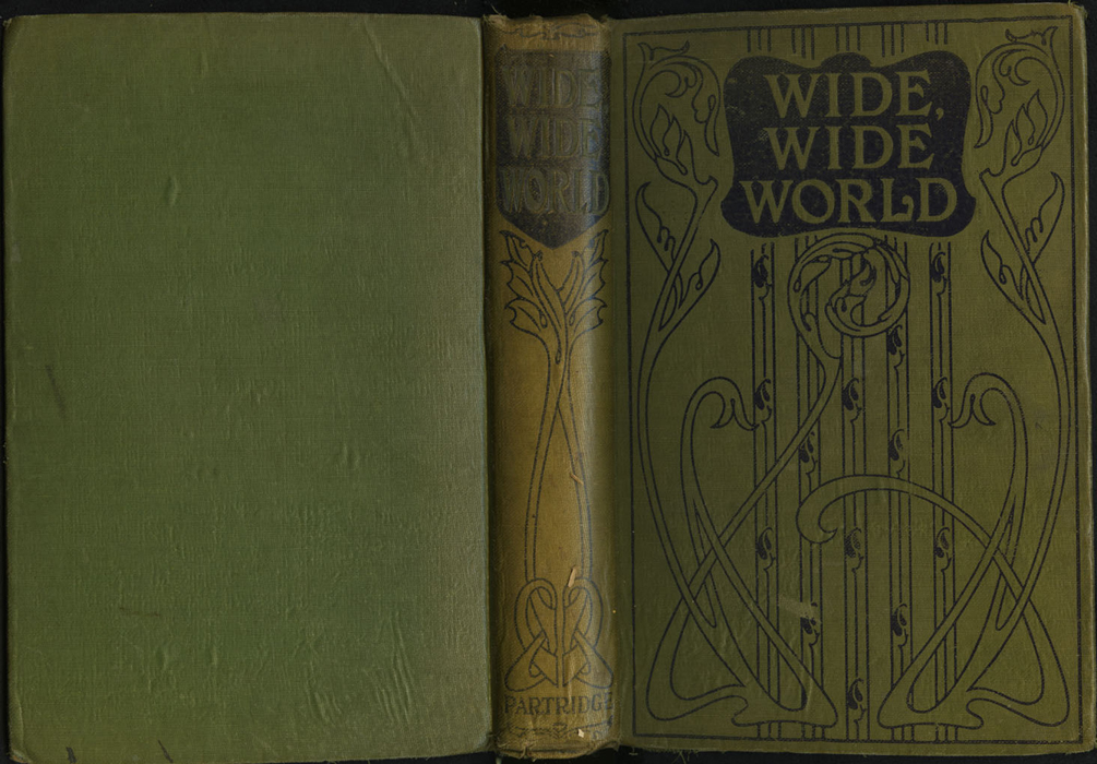 Full Cover of the [1910] S.W. Partridge & Co., Ltd. Reprint