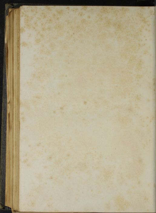 Verso of First Back Flyleaf of Volume 1 of the 1851 George P. Putnam First Edition, Version 3