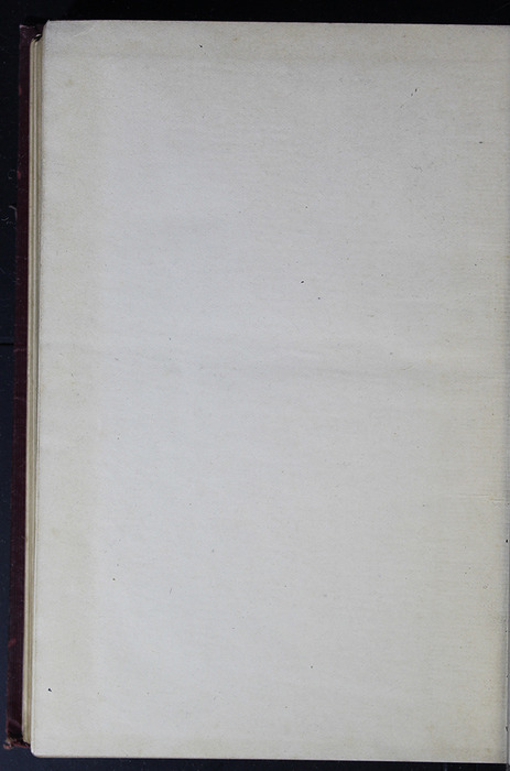 Verso of Third Back Flyleaf of the [1899] Geo. M. Hill Co. Reprint