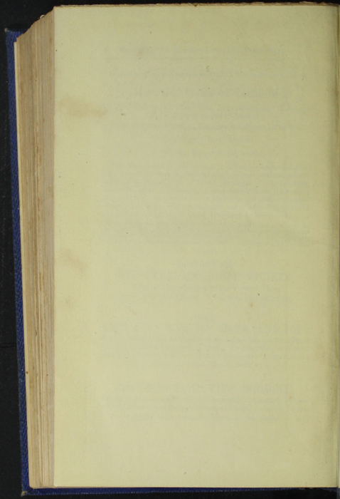 Verso of Back Flyleaf of Volume 2 of the 1852 Sampson Low Reprint