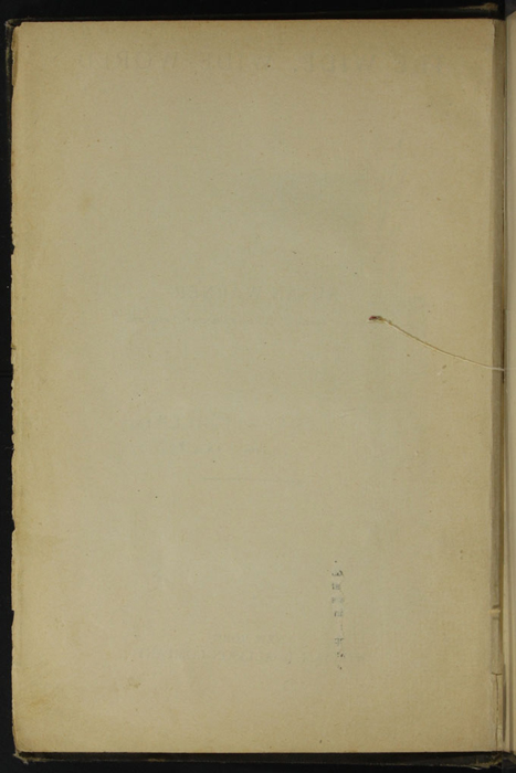 """Verso of Title Page to the [1895] William L. Allison Co. """"Allison's New Standard Library"""" Reprint"""