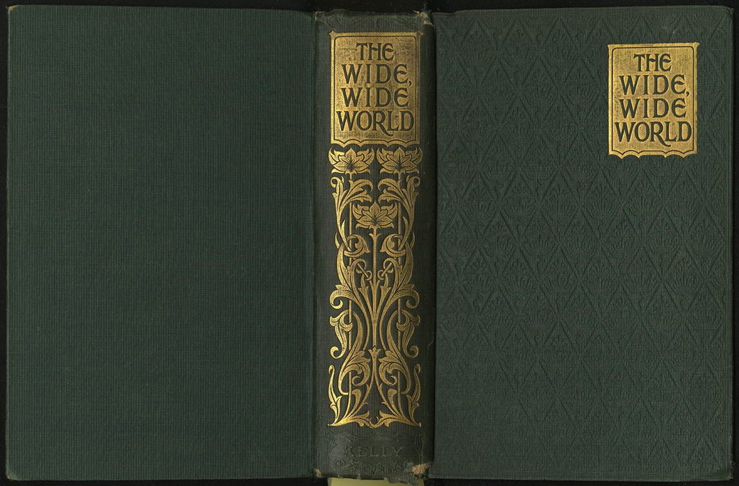 Full Cover of the [1906] Charles H. Kelly Reprint, Version 1