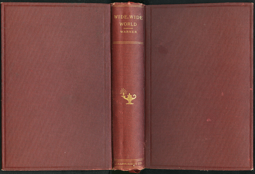 """Full Cover of the 1903 J.B. Lippincott Co. """"New Edition"""" Reprint"""