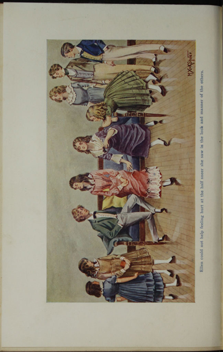 Illustration on Page 246b of the [1906] Charles H. Kelly Reprint, Version 2 Depicting Children Playing at the Marshmans
