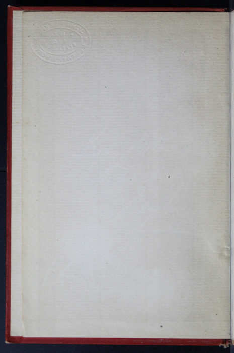 "Verso of Front Flyleaf of the [1896] S. W. Partridge & Co. ""Marigold Series"" Reprint"