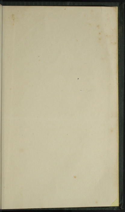"""Recto of Back Flyleaf of the 1853 Eli Charles Eginton & Co. """"Pocket Library"""" Reprint"""