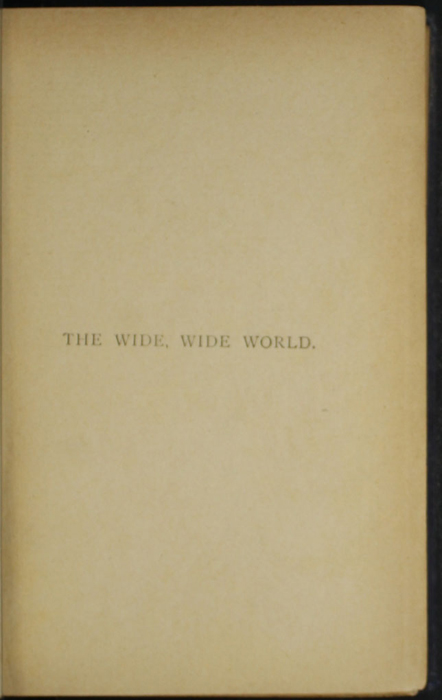 """Title Page to the [1896] The Grand Colosseum Warehouse Co. """"Complete Edition"""" Reprint"""