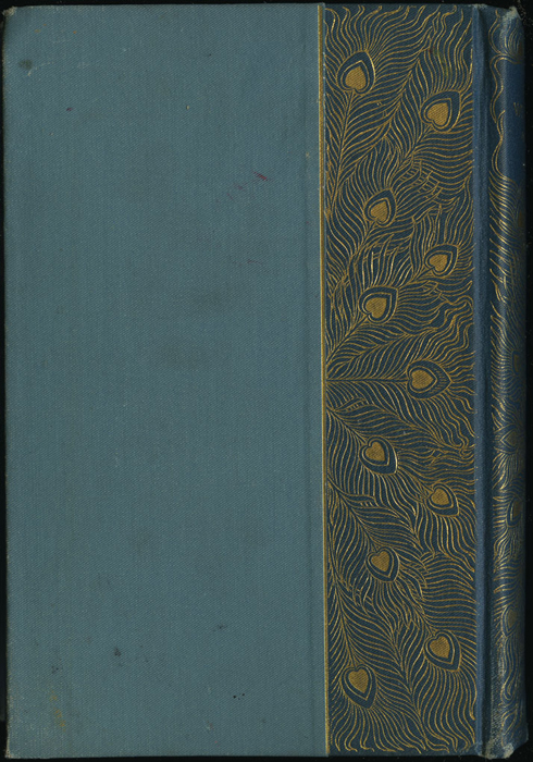 Back Cover of Volume 1 of the [1902] Home Book Co. Reprint, Version 3