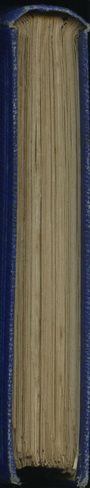 "Tail of Volume 2 of the 1853 James Nisbet, Hamilton, Adams & Co. ""New Edition"" Reprint"