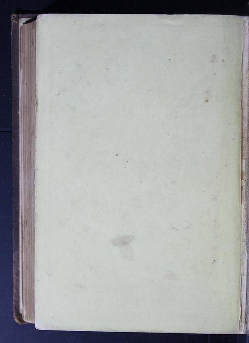 Verso of Back Flyleaf of the 1879 Li-Quor Tea Co. Reprint