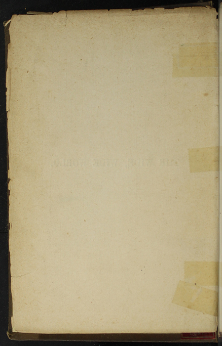"""Verso of Half-Title Page to [1891] James Nisbet & Co. """"New ed."""" Reprint"""