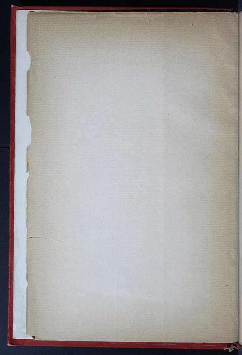 "Verso of Title Page to the [1896] S. W. Partridge & Co. ""Marigold Series"" Reprint"