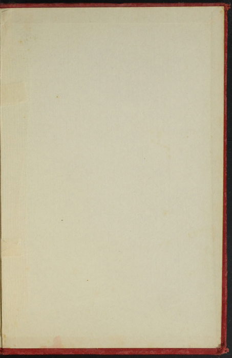 Back Pastedown of the [1906] Charles H. Kelly Reprint, Version 2