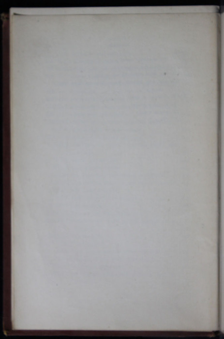 "Verso of Third Page of the Table of Contents for the 1883 James Nisbet & Co. ""New Edition"" Reprint"