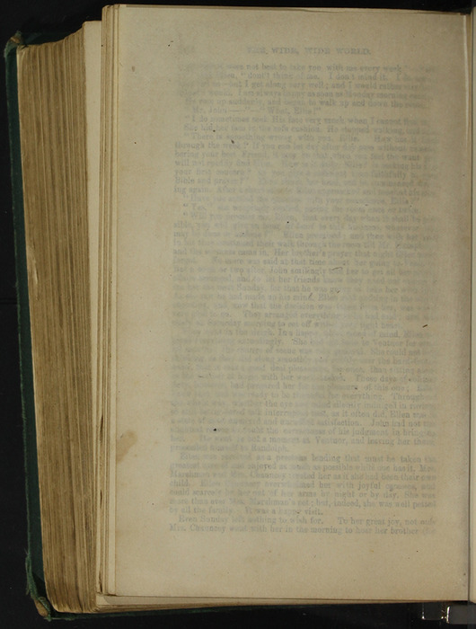 Verso of Tissue Preceding Illustration on Page 314a of the [1879] Milner & Sowerby Reprint
