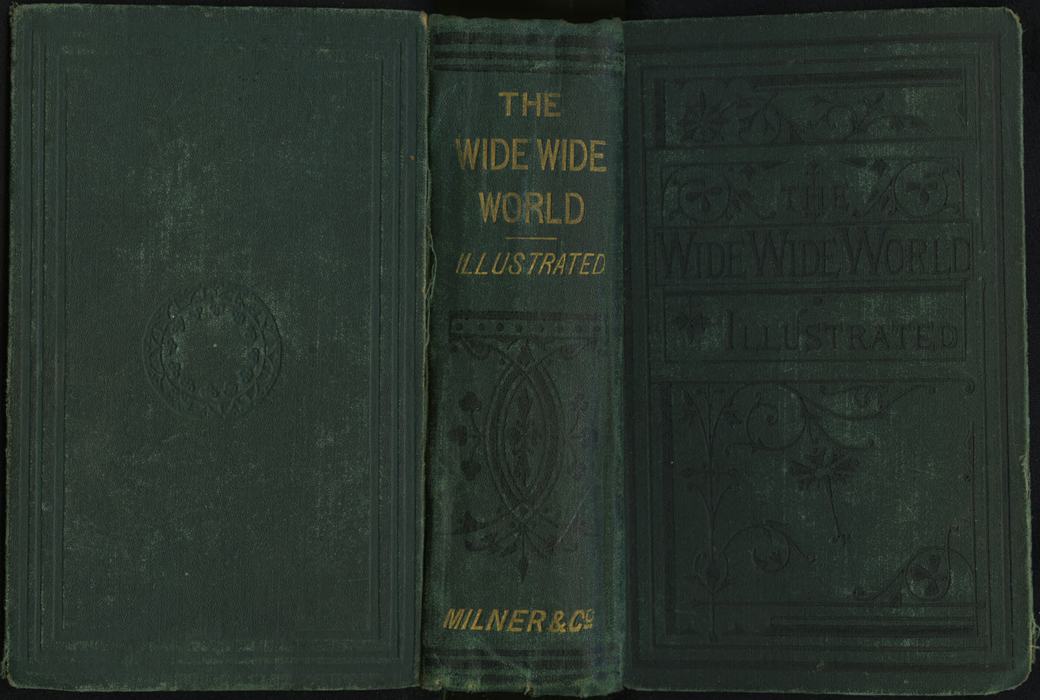 Full Cover of the [1879] Milner & Sowerby Reprint