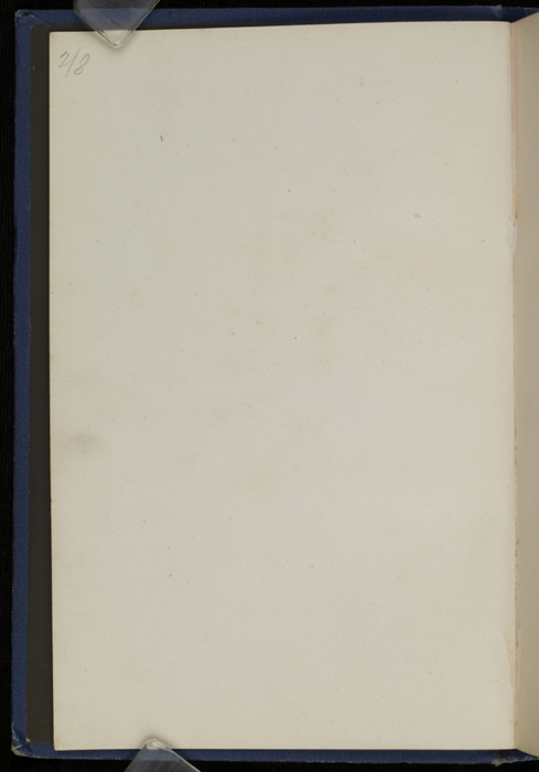 "Verso of Front Flyleaf of 1886 James Nisbet & Co. ""New ed. Golden Ladder Series"" Reprint"