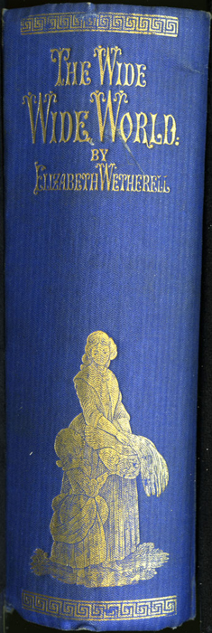 Spine of the 1852 T. Nelson & Sons Reprint, Version 2