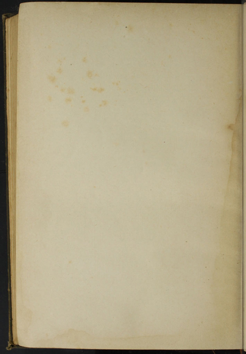 "Verso of First Back Flyleaf of the [1894] William L. Allison Co. ""Allison's Standard Library"" Reprint"