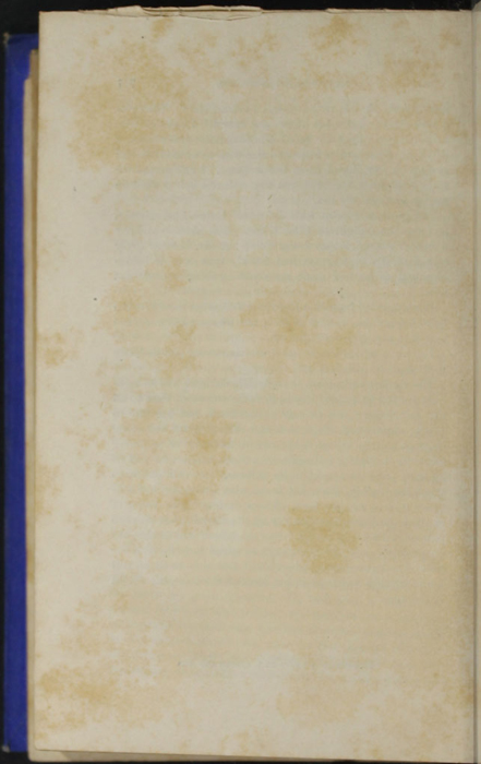 Verso of Second Front Flyleaf of the 1852 T. Nelson & Sons Reprint, Version 2