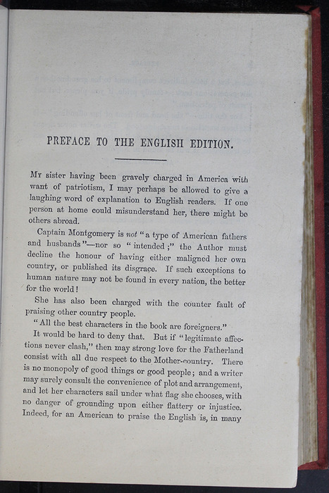 """Page iii of the Preface to the 1879 James Nisbet & Co. """"Golden Ladder Series"""" Reprint"""