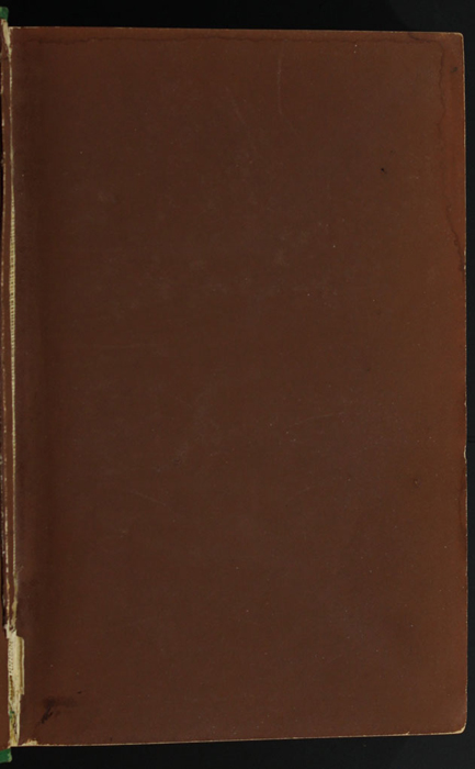 """Recto of First Front Flyleaf of the 1880 J. B. Lippincott & Co. """"New Edition"""" Reprint"""