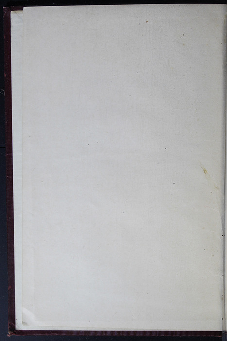 Verso of Front Flyleaf of the [1899] Geo. M. Hill Co. Reprint