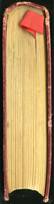 """Tail of the 1903 J. B. Lippincott Co. """"New Edition"""" Reprint"""