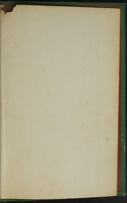 """Recto of Second Back Flyleaf of the 1880 J. B. Lippincott & Co. """"New Edition"""" Reprint"""