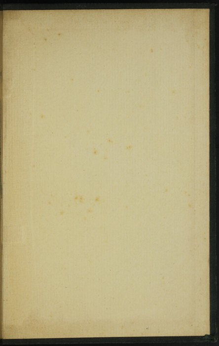 Back Pastedown of the [1906] Charles H. Kelly Reprint, Version 1