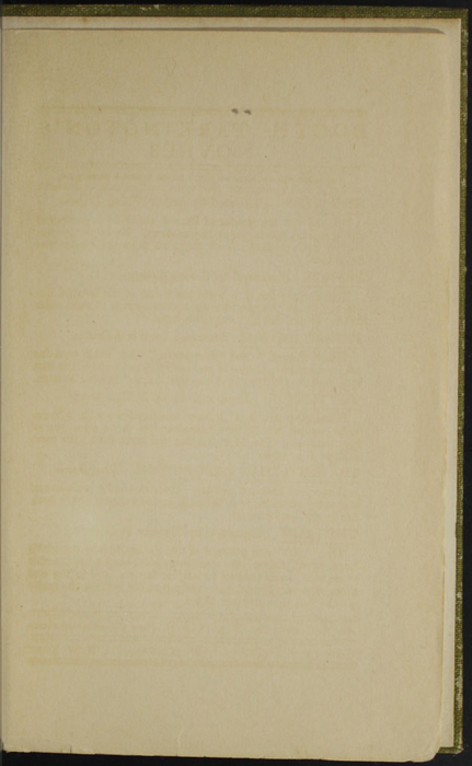 Recto of Back Endpaper of the [1907] Grosset & Dunlap Reprint, Version 2