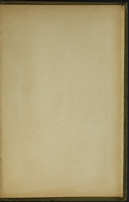 Recto of Back Flyleaf of the [1910] S. W. Partridge & Co., Ltd. Reprint
