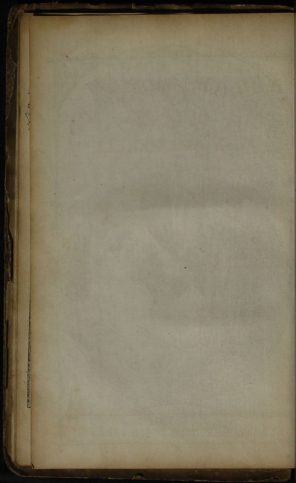Verso of Front Flyleaf of the [1853] Clarke, Beeton, & Co. Reprint, Version 1