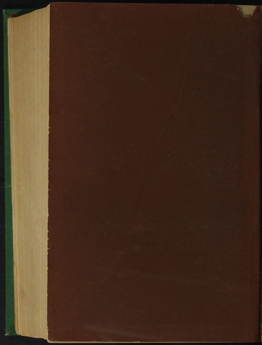 """Verso of Second Back Flyleaf of the 1880 J. B. Lippincott & Co. """"New Edition"""" Reprint."""