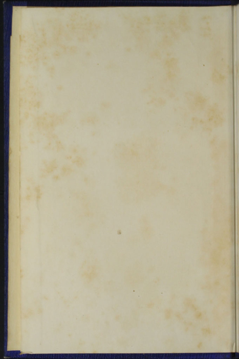 "Verso of First Front Flyleaf of Volume 2 of the 1853 James Nisbet, Hamilton, Adams & Co. ""New Edition"" Reprint"