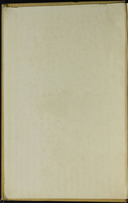Front Pastedown of the [1926] Ward, Lock, & Co., Ltd., Reprint