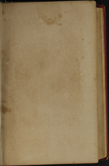 Recto of Frontispiece to the 1852 T. Nelson & Sons Reprint, Version 1