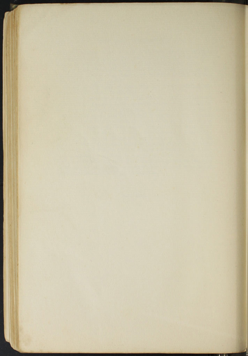 Verso of First Front Flyleaf of the [1910] R. F. Fenno & Co. Reprint