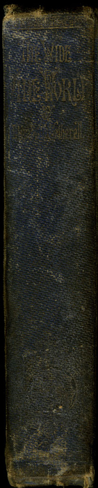Spine of the 1853 T. Nelson & Sons Reprint