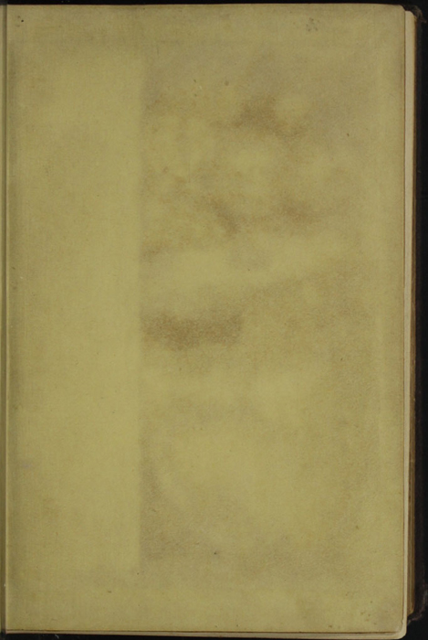 """Recto of Front Flyleaf of the [1867] Milner & Sowerby """"The Wide, Wide World Library"""" Reprint"""